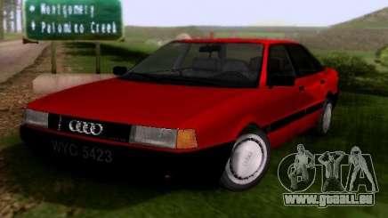 Audi 80 B3 pour GTA San Andreas