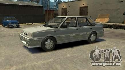 FSO Polonez Atu pour GTA 4