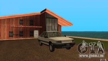 Renault 21 GTD pour GTA San Andreas