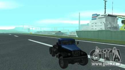YAZ 214 pour GTA San Andreas