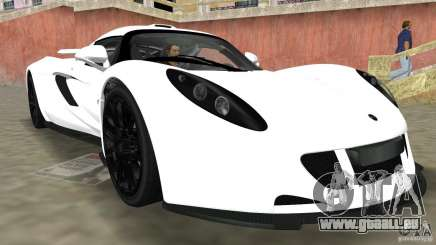 Hennessey Venom GT Spyder für GTA Vice City
