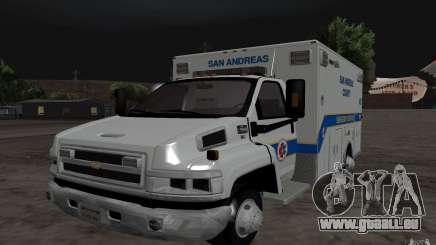 Chevrolet C4500 Ambulance pour GTA San Andreas