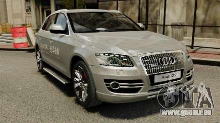 Audi Q5 Chinese Version für GTA 4