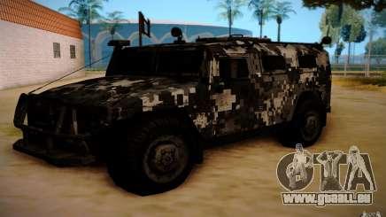 GAZ 2725 de BO2 pour GTA San Andreas