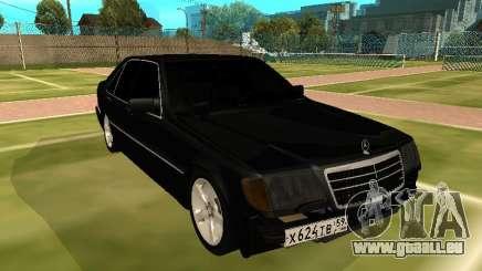 Mercedes-Benz S400 SE W140 pour GTA San Andreas