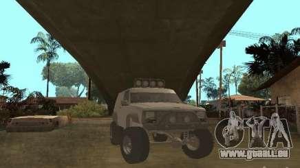 Jeep Cherokee 1984 v.2 pour GTA San Andreas