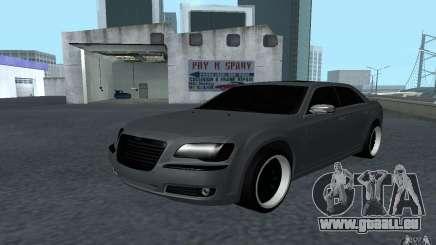 Chrysler 300C pour GTA San Andreas