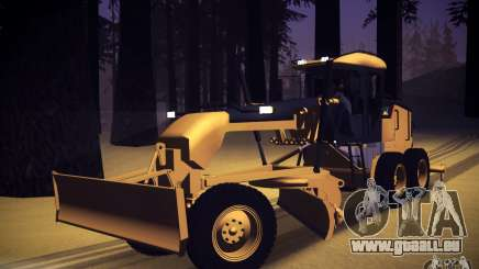 Caterpillar 140AWD Motorgrader pour GTA San Andreas