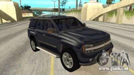 Chevrolet TrailBlazer 2003 pour GTA San Andreas
