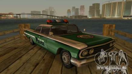 Voodoo Police für GTA Vice City