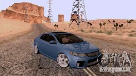 Kia Cerato Coupe 2011 pour GTA San Andreas