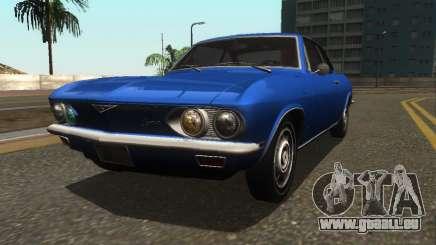 Chevrolet Corvair Monza 1969 pour GTA San Andreas