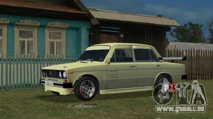 VAZ 2106 Sparco Tuning für GTA Vice City