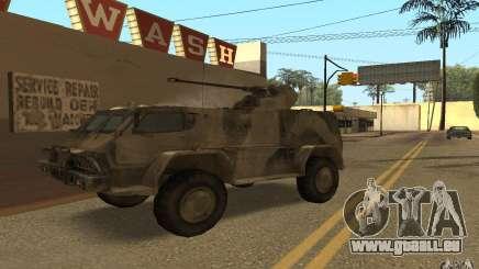 GAZ-3937 Vodnik pour GTA San Andreas