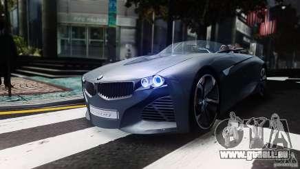 BMW Vision ConnectedDrive Concept 2011 pour GTA 4