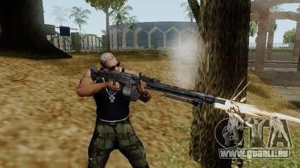 Das Maschinengewehr MG-42 für GTA San Andreas