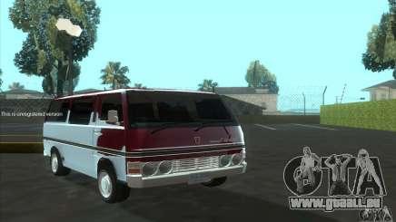 Nissan Caravan E20 pour GTA San Andreas