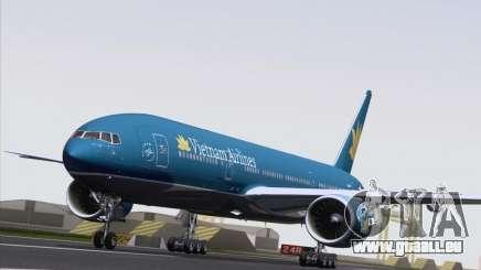 Boeing 777-2Q8ER Vietnam Airlines für GTA San Andreas