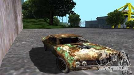 Ford Torino Cobra 429 SCJ pour GTA San Andreas