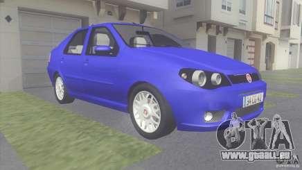 Fiat Albea Sole pour GTA San Andreas