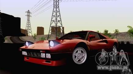 Ferrari 288 GTO 1984 pour GTA San Andreas
