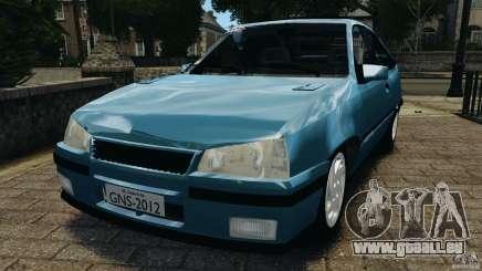 Chevrolet Kadett GSI pour GTA 4