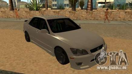 Lexus IS300 JDM pour GTA San Andreas