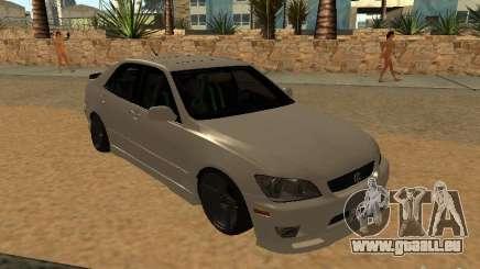 Lexus IS300 JDM für GTA San Andreas