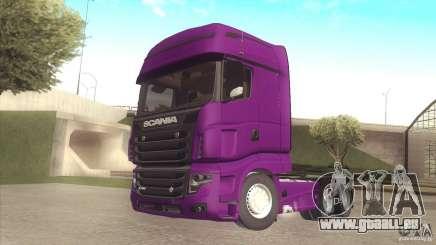 Scania Euro 5 R700 V8 pour GTA San Andreas