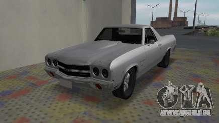 Chevrolet El Camino SS für GTA San Andreas