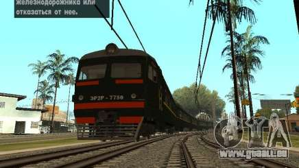 ÈR2R-7750 pour GTA San Andreas