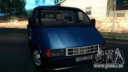 Gazelle 33021 für GTA San Andreas