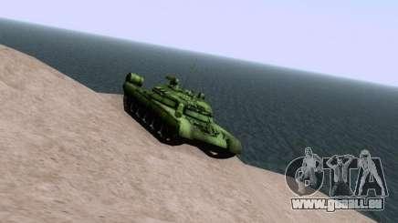 T-80 pour GTA San Andreas