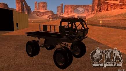 Heist Truck für GTA San Andreas