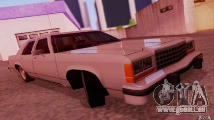 Ford Crown  Victoria LTD 1985 für GTA San Andreas