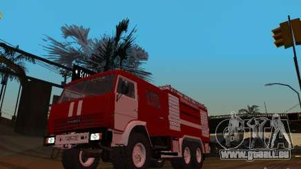 KAMAZ 43118 AC-7 für GTA San Andreas