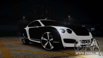 Bentley Continental GT Premier4509 pour GTA 4