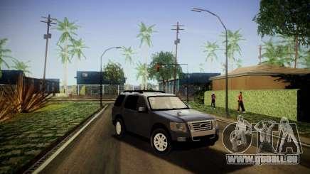Ford Explorer pour GTA San Andreas