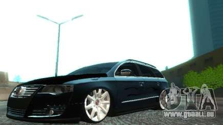 Volkswagen Passat B6 Variant Com Bentley 20 Fixa pour GTA San Andreas