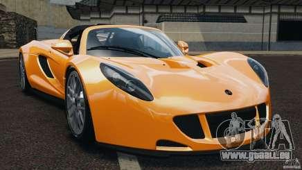 Hennessey Venom GT Spyder für GTA 4