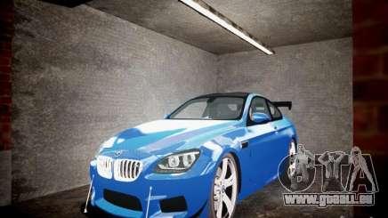 BMW M6 2013 für GTA 4