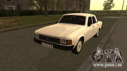 GAZ 31013 Volga für GTA San Andreas