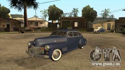 Cadillac 61 1941 für GTA San Andreas