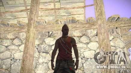 Vaas von Far Cry 3 für GTA San Andreas