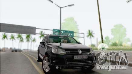 Volkswagen Touareg 2012 pour GTA San Andreas