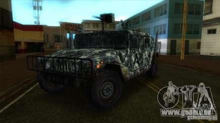 Hummer HMMWV M-998 1984 pour GTA Vice City