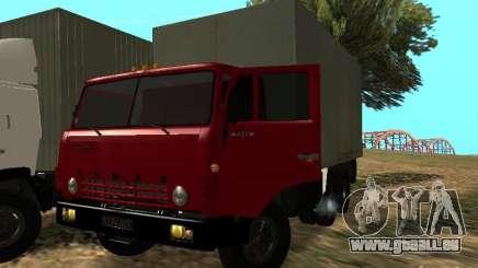 KAMAZ 5320 für GTA San Andreas