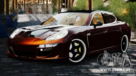 Porsche Panamera Gemballa Mistrale 2010 pour GTA 4