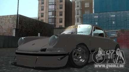 Porsche Carrera RS RWB für GTA San Andreas