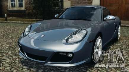 Porsche Cayman R 2012 pour GTA 4